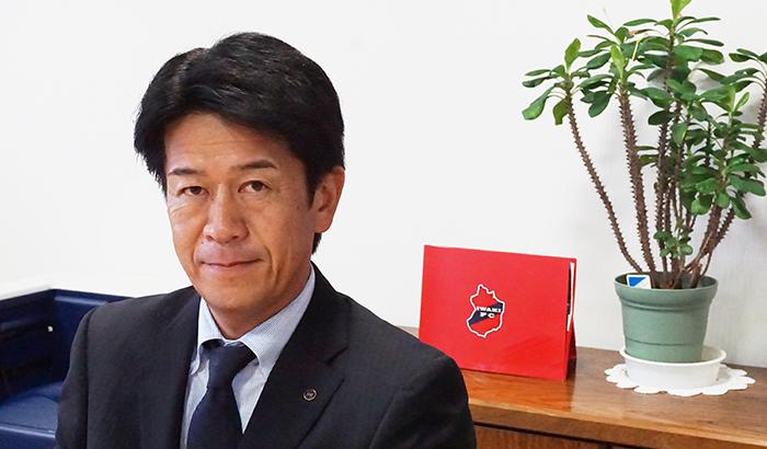 日栄地質測量設計株式会社 代表取締役社長 高橋肇